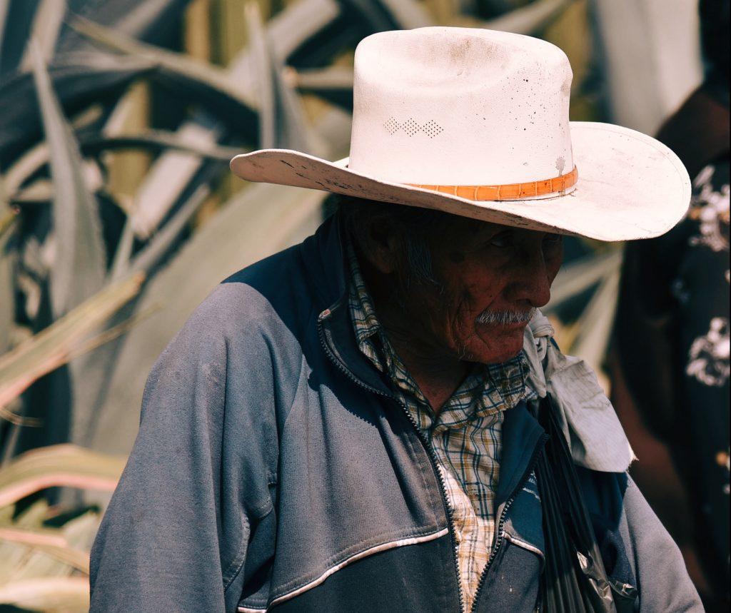 Anciano Mexicano