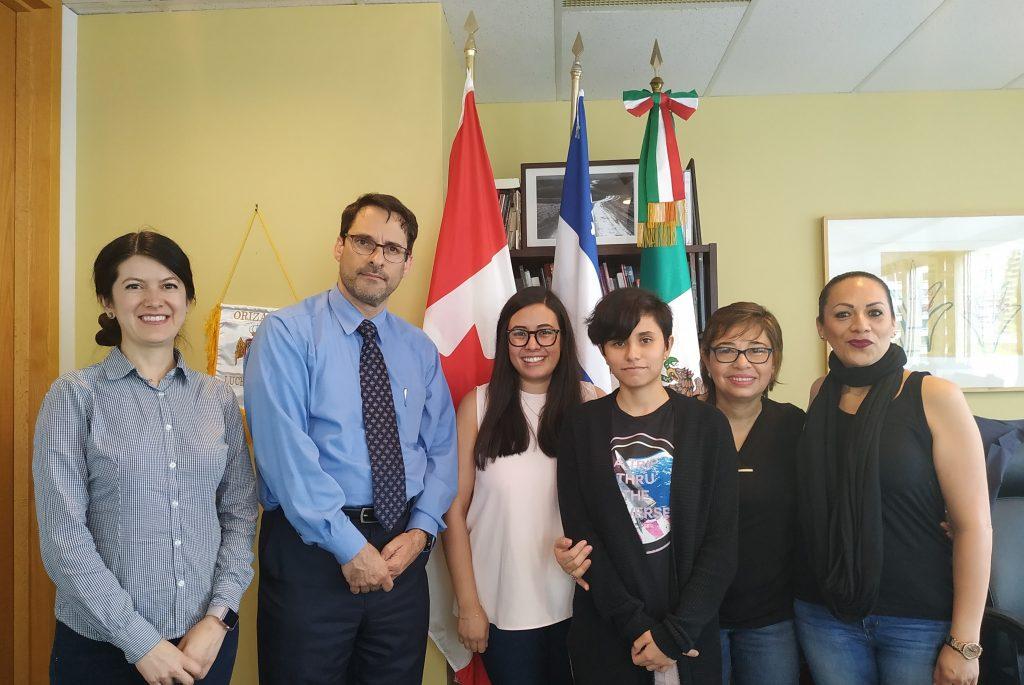 Segundo encuentro juvenil de culturas del mundo, Montreal 2019
