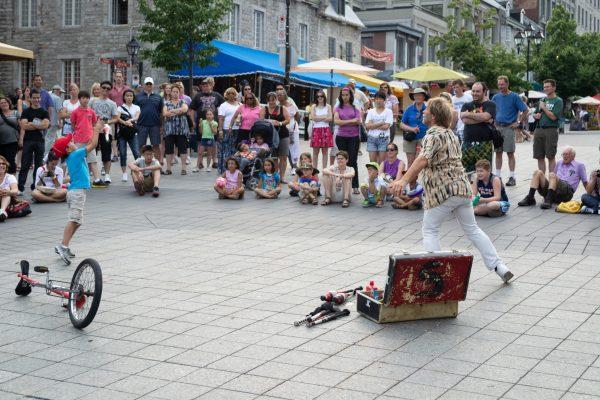 Verano en Montreal, paraíso para turistas. (Parte 1 de 4)