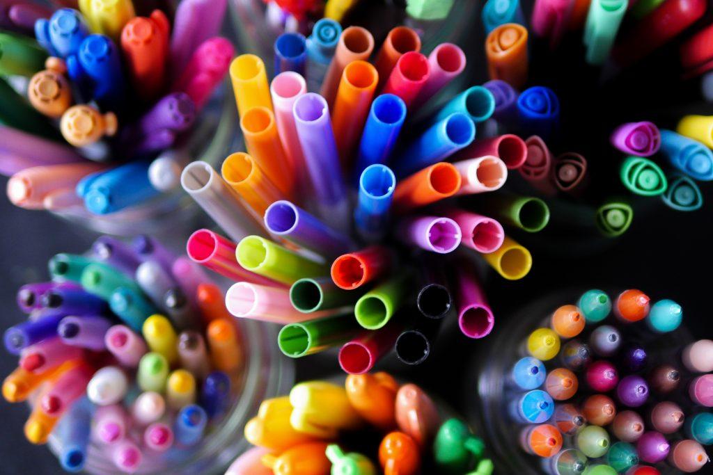 Crayola promueve el reciclaje de sus productos