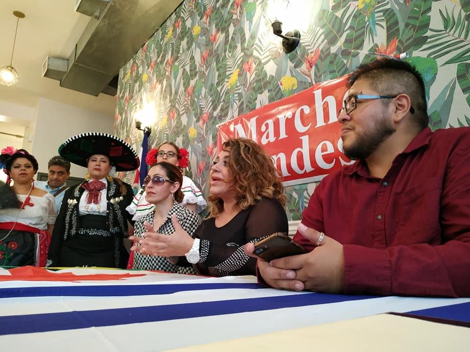 Mes Racines Mexicaines, presente en Week-ends du Monde 2019