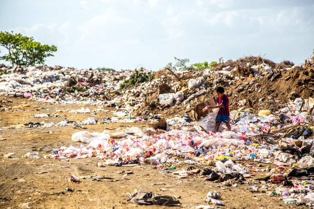 Canadá se encuentra entre los mayores productores de residuos del planeta