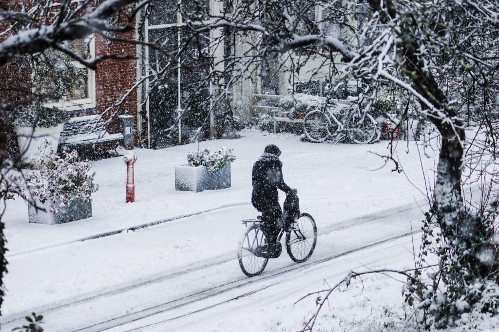 Se espera fin de año nevado en Montreal