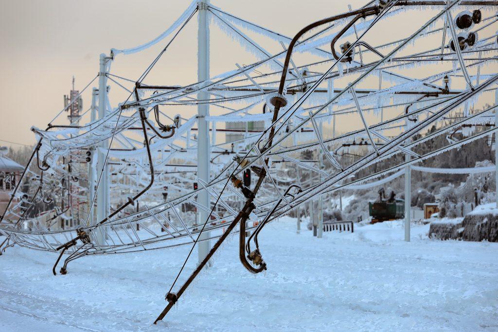 Alerta en Montreal por lluvia congelante