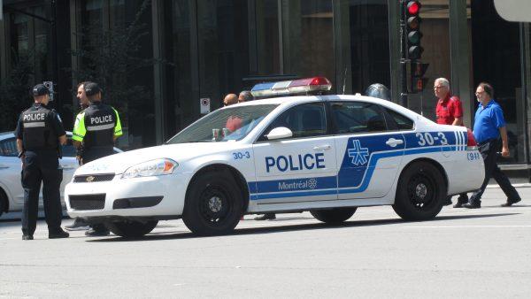 La policía se une a la lucha contra COVID-19
