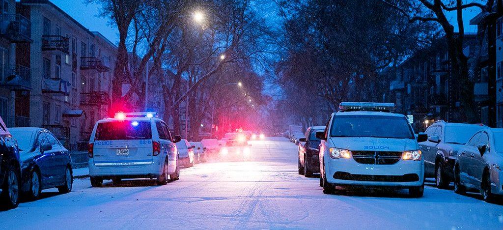 Policía de Montreal