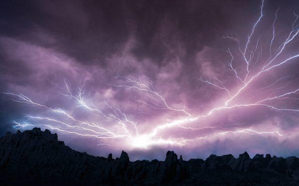 Alerta de tormenta eléctrica para hoy por la tarde